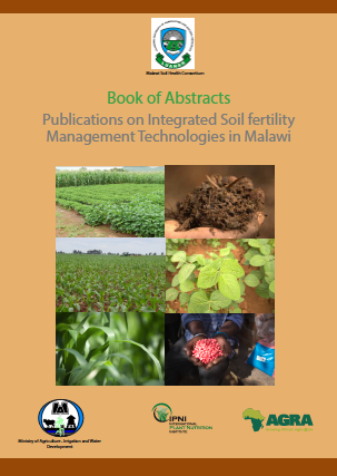 The Integrated Soil Fertility Management Book of Abstracts for Malawi Image